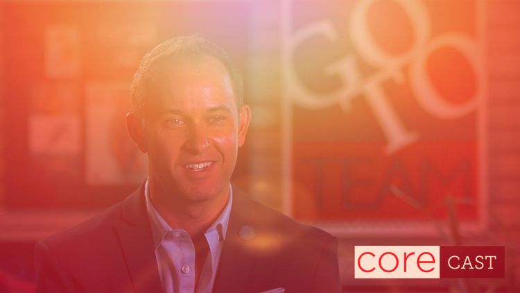 coreCAST: GoTo Team's Shawn Moffatt
